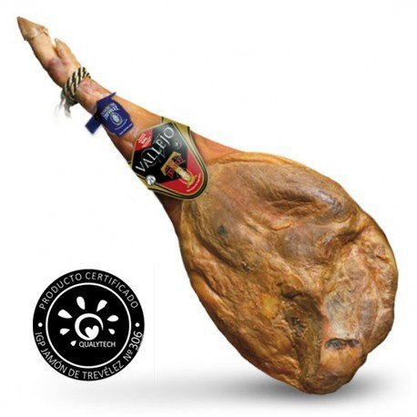 Vallejo D.O. Trevélez Ham on the Bone (cured for more than 17 months)