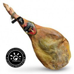 Vallejo D.O. Trevélez Ham on the Bone (cured for more than 24 months)